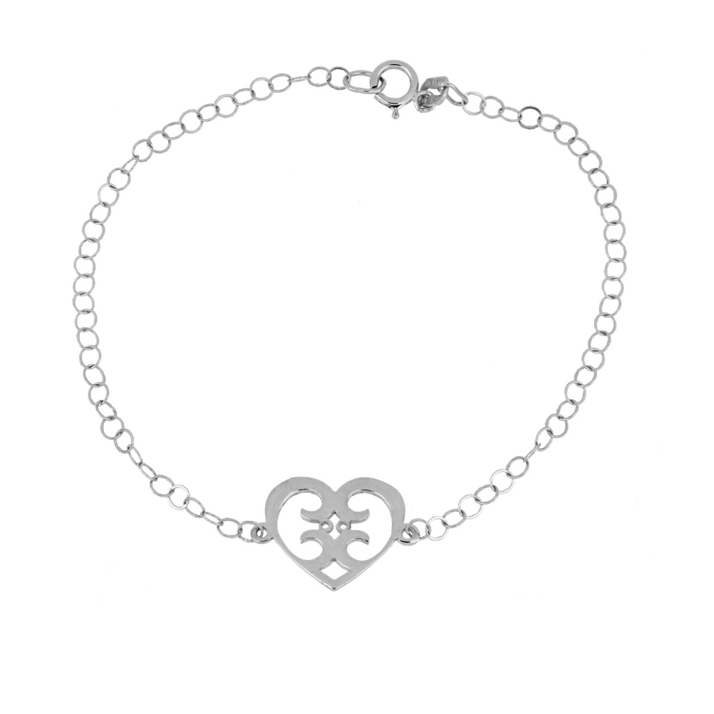 Princess Heart Bracelet
